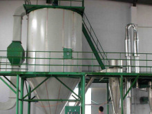 LPG Spray Dryer for Chinese Traditional Medicine Extract