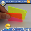 hot sale lucite material glow in the dark acrylic sheet