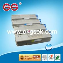 3d printer machine C610 Laser Toner Cartridge Refill for OKI 44315304