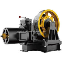 Freight Elevator Geared Machine