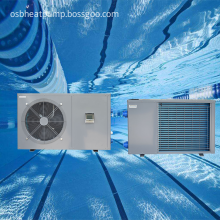 customized commercial hotel swimming pool heat pump