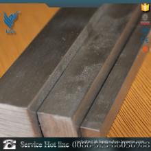 GB / T 14976 decapado e polido AISI 316L diâmetro 20 milímetros * 20 milímetros barra quadrada de aço inoxidável