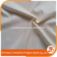 Tissu de polyester de conception simple en gros et de polyester