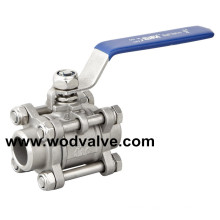 Butt Weld Ball Valve with Ce Approved