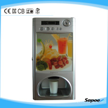 Sapoe Patent Coin Operated Auto Beverage Vending Machine with CE Approval