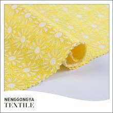 Venda quente Diferentes tipos de tecido de algodão poli novo e preço