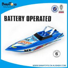 Brinquedo de barco multi-função a pilhas para crianças