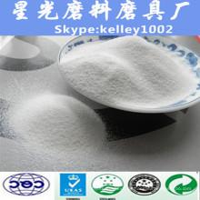 36 Mesh White Aluminium Oxide für Sandstrahlen und Schleifen