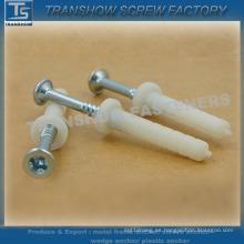 Anclas de fijación del marco de nylon del PVC PE