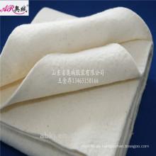 Guata de algodón 100% guata de relleno de algodón 90%