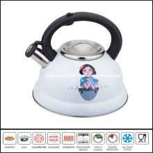 Whistle Kettle Enamel Coating Kettle