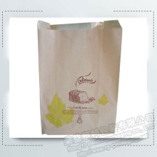 Custom Kraft Paper Bread Packaging Paper Bags