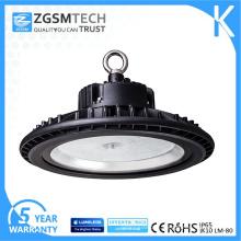 Lumière élevée de baie d'UFO LED d'IP65 200W avec le prix usine