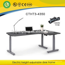 Electric Height Adjustable standing computer desk