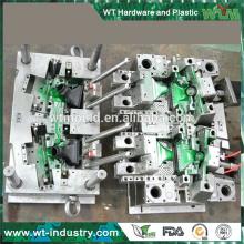 Профессиональный плесень завод производитель автомобильный двигатель пластик плесень авто часть литье часть