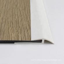 S-YG-23, RAITTO High Quality Plastic Extrusion Flooring Profiles Vinyl Tile Carpet Joiner Profile
