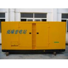 Внутренние малошумный тепловозный генератор