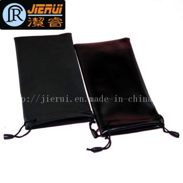 Custom Design Microfibre Soft Lunettes de soleil, sac à lunettes Sac Microfibre
