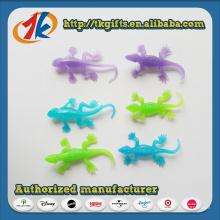 China Großhändler Bunte TPR Tier Eidechse Spielzeug