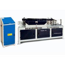 Steel Bar Straightening And Cutting Machine