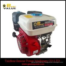 1 año de garantía Uso del generador Motor de gasolina pequeño