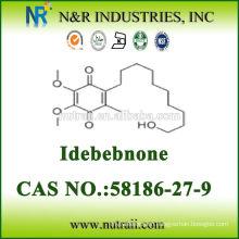 Idebenone Powder CAS NO 58186-27-9