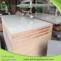 Мебель и декор Использование 16 мм тополя или лиственной древесины E1 Клей Firproof HPL фанеры с более низкой ценой
