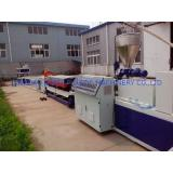 PVC Plastic Pipe Production Line , Plastic Extrusion Equipm
