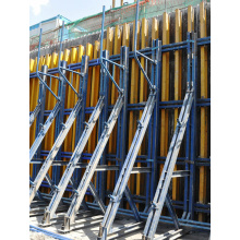 Cheap Steel Basket Timber Formwork System for Concrete