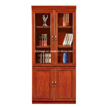 High Quality MDF Office Wooden File Cabinet/Bookshelf (FOHS-B203)
