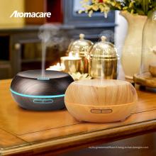 Diffuseur en bois coloré d'huile de grain de distributeur de parfum de la lumière 200ml de LED changeant