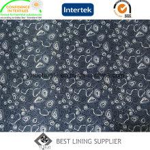 Nouvelle doublure d'impression 100% polyester de haute qualité