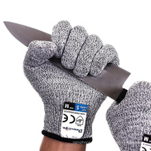Food Grade level 5 Protection Cut Resistant Gloves