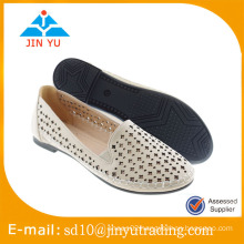 Cheap and nice lady rose shoes with popular style