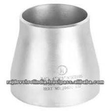 Redutor concêntrico de aço inoxidável 316l