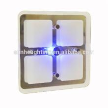 Фабрика оптовой CE Rohs 10w 12w 15w квадратных светодиодных поверхностного монтажа света 12 вольт караван огни