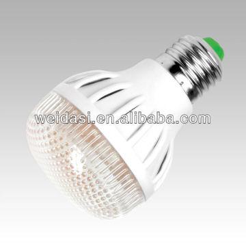 Fabriqué en Chine, lumières d'énergie de WEIDASI 12V DC, E27 / B22