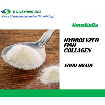 Hydrolyzed Fish Collagen For Food