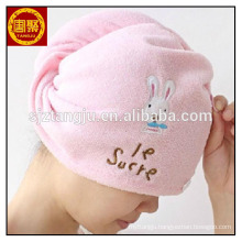 Top Quality Microfiber Hair Drying Towel Turban Towels Wrap,bamboo bath towelhair drying towel bamboo turban,high quality micro