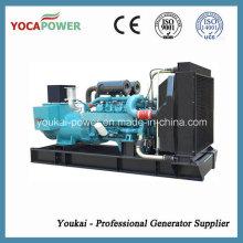 Doosan Diesel Motor 70kw / 87.5kVA Diesel Generator