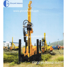 S300 Multi-Functional Crawler Water Well Drilling Rig for Sale