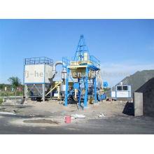 QLB40 Automatic Bitumen Mixing Plant Mobile Automatic Asphalt Mixing Plant