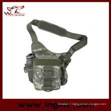 Camouflage Sling Bag Alforja Super sac pour sac tactique militaire
