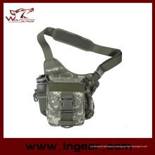 Camuflagem Sling Bag Super Alforja saco por saco tático militar