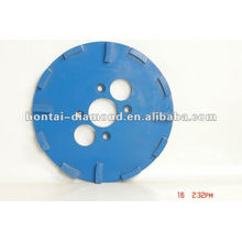 Diamond segment concrete abrasive grinding wheels