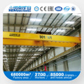 20t European Style Single Girder Overhead Crane Price