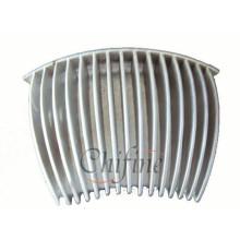 Pièce en aluminium d'éclairage de moulage mécanique sous pression en aluminium