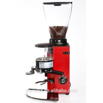 Flat Burr Commercial Coffee Grinder Machine