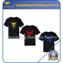 T-shirt barato feito sob encomenda da Multi-Cor