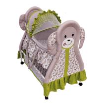 NOUVEAU fabricant de porcelaine berceau pliable pour bébé portatif